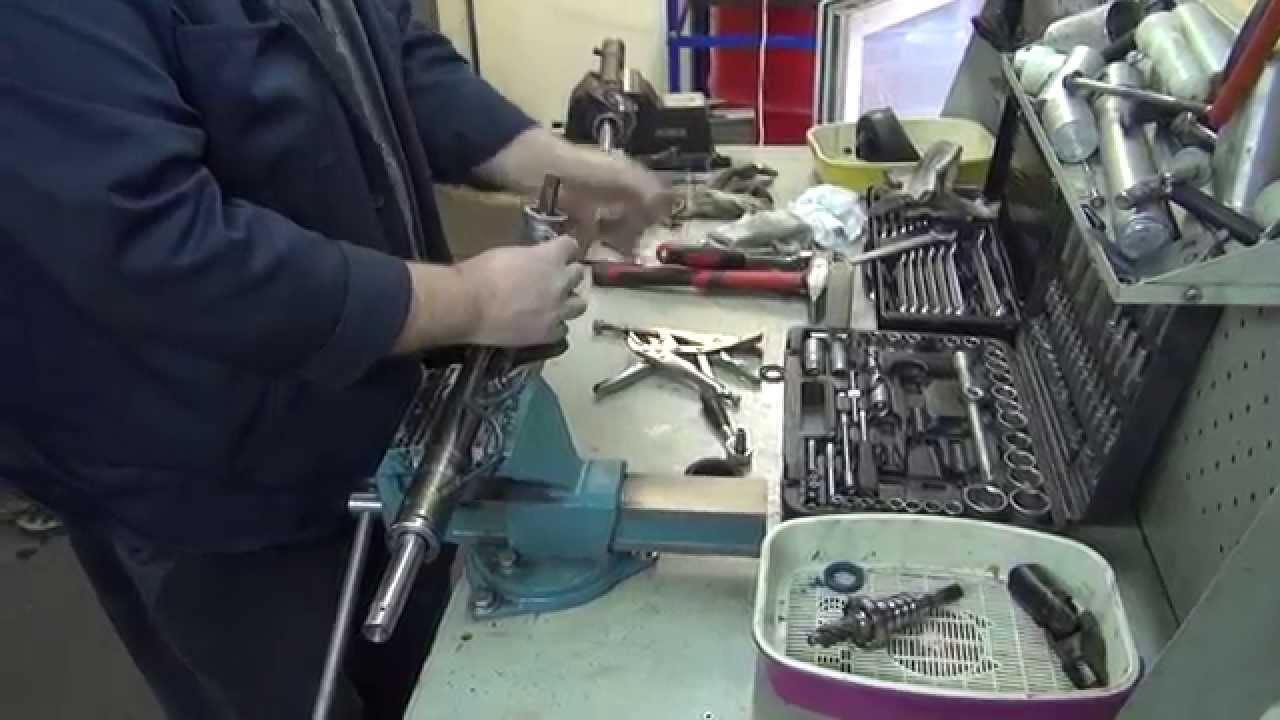 Рено сценик ремонт рулевой рейки своими руками видео